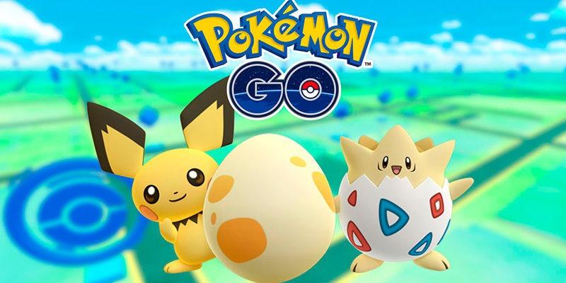 Baby-покемоны в Pokemon Go
