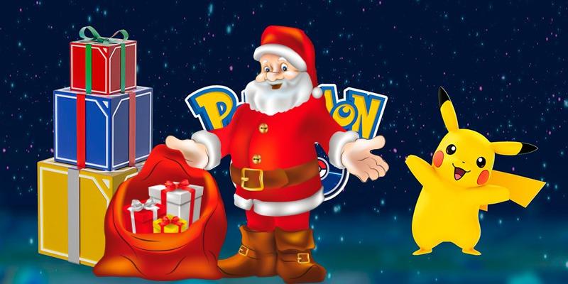 Новогодние подарки в Покемон Го / Pokemon GO, Special, Great, Ultra Пак