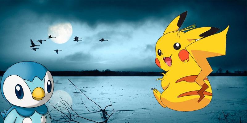 10-ая миграция гнезд в Покемон ГО / Pokemon GO