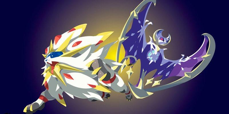 Pokemon Sun & Moon официальный трейлер