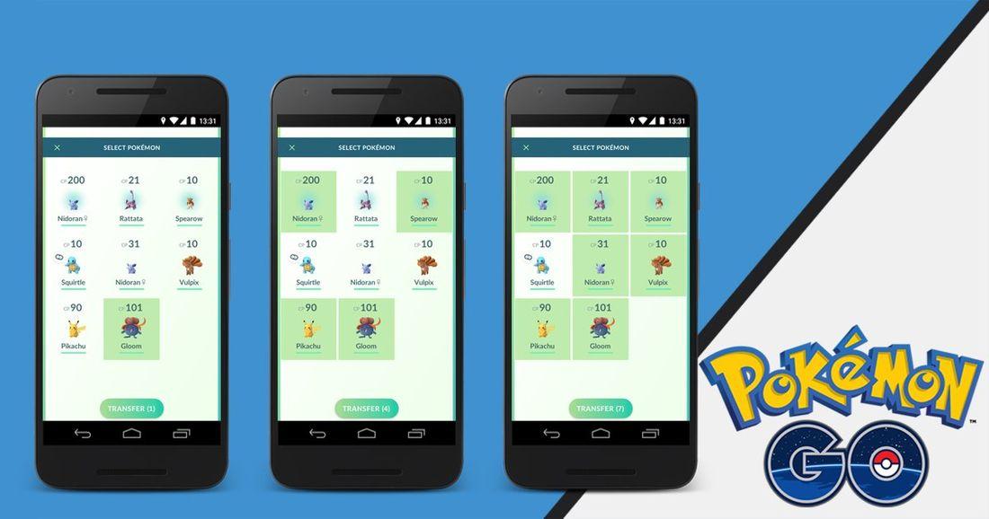 Обновление Pokemon Go 0.49.1