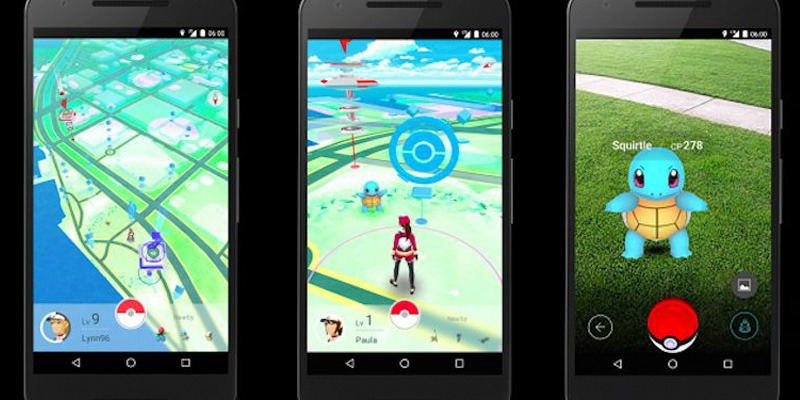 """Как искать покемонов с помощью """"Nearby"""" в Покемон ГО / Pokemon GO"""