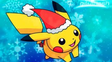 Как поймать Санту Пикачу в Покемон ГО / Pokemon GO
