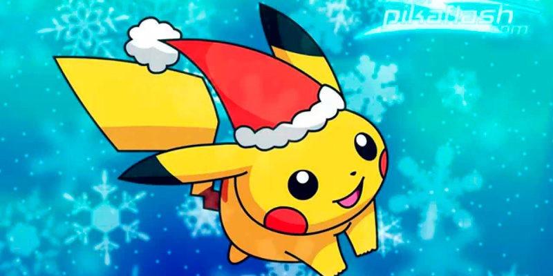 Как поймать Санту Пикачу в Pokemon Go?