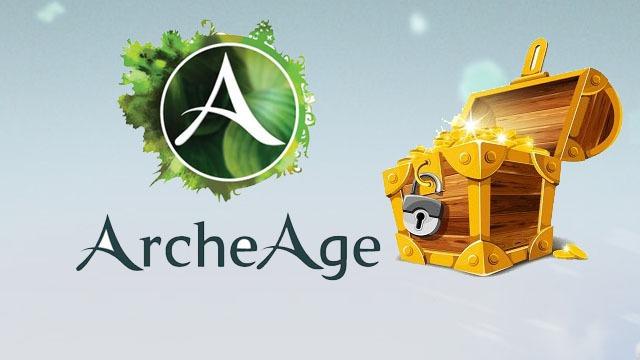 Золото Archeage