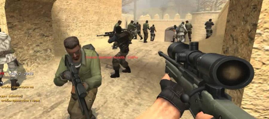 Почему Counter-Strike очень популярна среди геймеров?