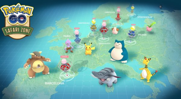 Pokémon GO события по всему миру на июль - август 2017  Pokémon GO события по всему миру на июль - август 2017