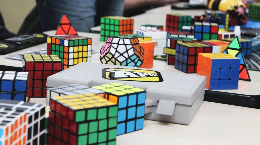 Кубик рубика